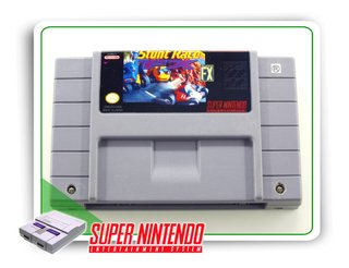 Stunt Race Fx Super Nintendo Snes Original