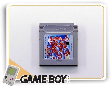 Nba All-stars Challenge Original Nintendo Game Boy