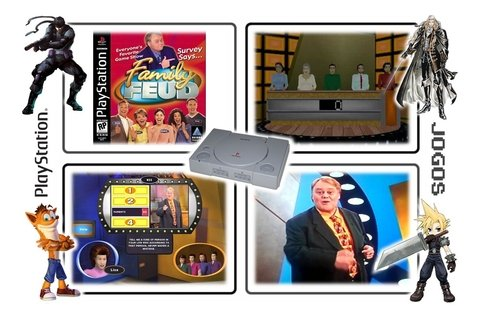 Family Feud Original Playstation 1 Ps1 - loja online