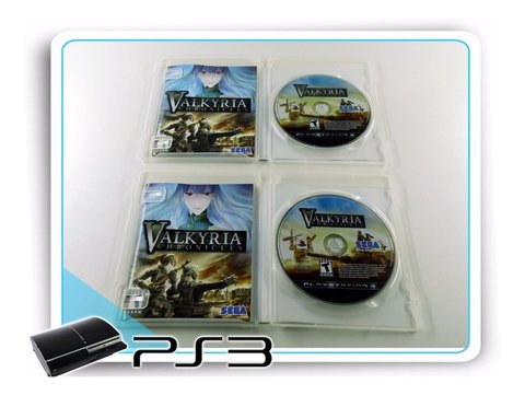 Valkyria Chronicles Original Playstation 3 PS3 - comprar online