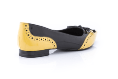 LUCY - BLACK / YELLOW - Nu Store