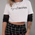 Cropped Feminino Top Girl Boss Life Style Moda na internet