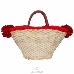 BAG AMARILIS RED - comprar online