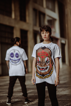Camiseta - The Clowns M.C - loja online