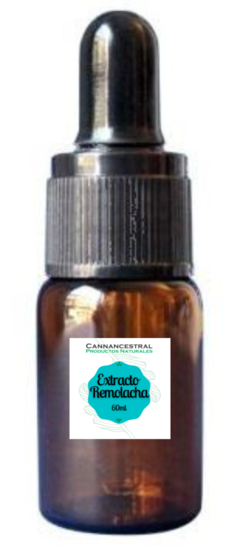 EXTRACTO DE REMOLACHA 60 ML