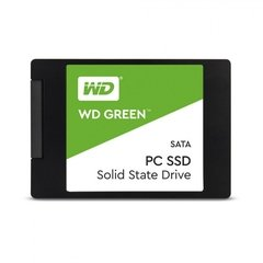 SSD WD Green 120GB 2,5' 7mm SATA III 6Gb/s WDS120G2G0A na internet