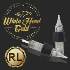 Cartucho White Head Gold 07RL c/ 01 und