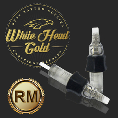 Cartucho White Head Gold 23RM c/ 01 und