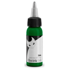 Electric Ink 30ml Verde Folha