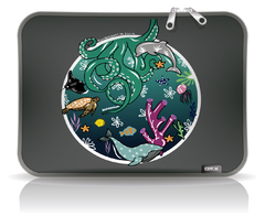 FUNDA Notebook Neoprene Est 36 Ocean Day