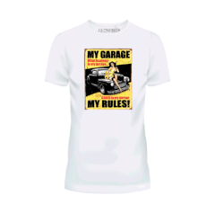 Imagem do Camiseta My Garage My Rules