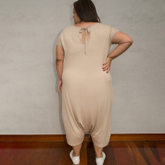 Macacão Saruel Lilian - Plus Size - the basic