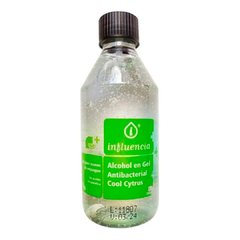 Alcohol en Gel Antibacterial  Cool Citrus - Influencia 250ml