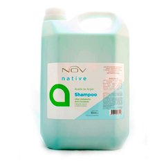 Shampoo de Argán Cabellos Secos - Nov Native 3900ml