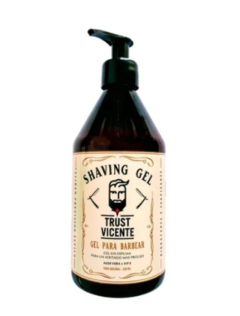 Shaving Gel - Trust Vicente 500ml