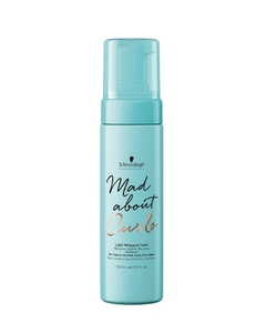 Espuma Ligera de Acabado Mad About Curls - Schwarzkopf 150ml
