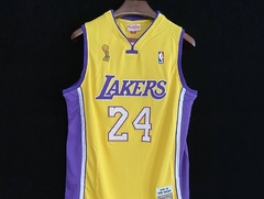 Los Angeles Lakers - NBA Finals 2008/09 - Mitchell and Ness - BRYANT #24