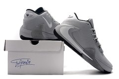 Tênis Nike Zoom Freak 1 All Silver na internet