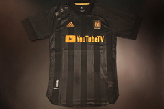 LA FC - Home - Authentic - 2020/21 na internet