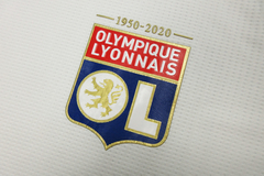 Lyon - Home - Authentic - 2020/21 - Rocha Madrid Sports