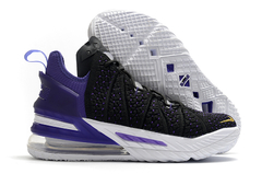 Tênis Nike LeBron 18 Lakers - Rocha Madrid Sports