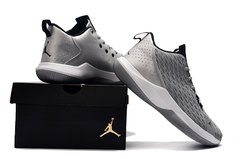 Tênis Air Jordan CP3.XII Grey na internet