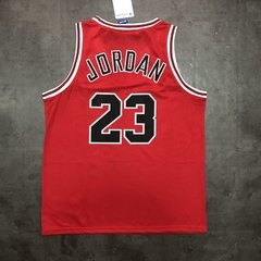 Camisa Chicago Bulls Jordan #23 Champion 1984/85