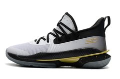 Tênis Under Armour Curry 7 Silver Gold