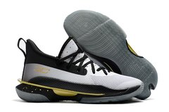 Tênis Under Armour Curry 7 Silver Gold - Rocha Madrid Sports