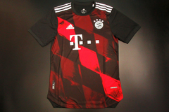 Bayern de Munique - Third - Authentic - 2020/21 - Rocha Madrid Sports