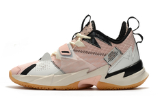 Tênis Air Jordan Why Not Zer0.3 Washed Coral