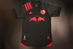 New York Red Bulls  - Away - Authentic - 2020/21