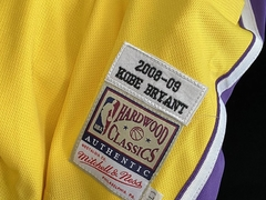 Los Angeles Lakers - NBA Finals 2008/09 - Mitchell and Ness - BRYANT #24 - Rocha Madrid Sports