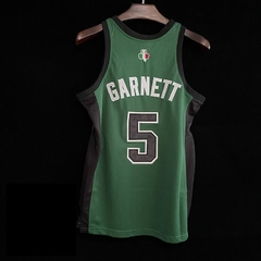 Boston Celtics - Italy Version - Mitchell and Ness - GARNETT #5 - loja online