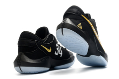 Tênis Nike Zoom Freak 2 Black Gold na internet