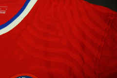 Chile - Home - Authentic - 2020 - Rocha Madrid Sports