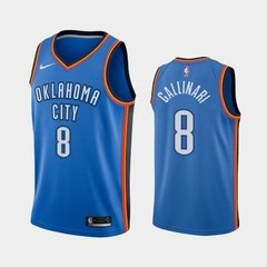 Oklahoma City Thunder - Icon Edition - Swingman - 2019 - Rocha Madrid Sports