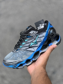 Tênis Mizuno Prophecy 7 Azul Royal