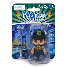PinyPon Action Fig.