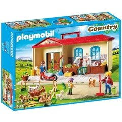 Playmobil 4897 Country Granja Maletin