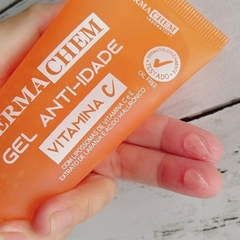 Gel Anti-Idade Vitamina C Dermachem na internet