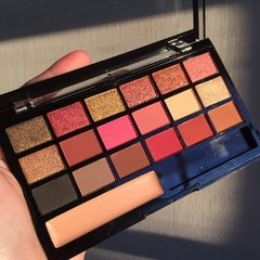 Paleta Sombra Be Fabulous Ruby Rose - loja online