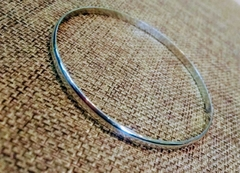 PULSERA ESCLAVA PLATA 925 MEDIA CAÑA 3MM