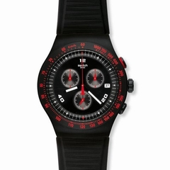 SWATCH HOMBRE RACE TROPHY YOB401  CHRONO.