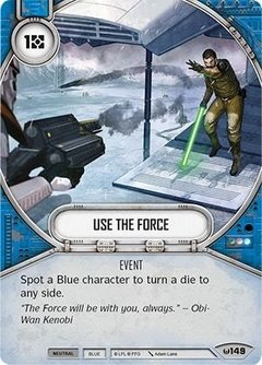 Use The Force / Use a Força