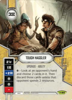 Tough Haggler / Pechincheiro Durão