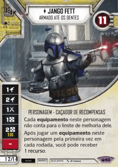 Jango Fett - Armed To The Teeth / Armado Até Os Dentes - comprar online