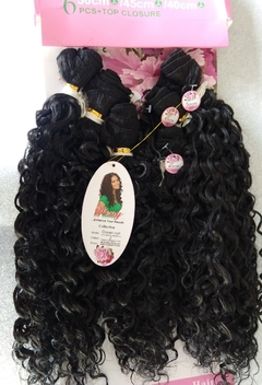 Imagem do Weng Top Closure Ocean Curl Diversas Cores