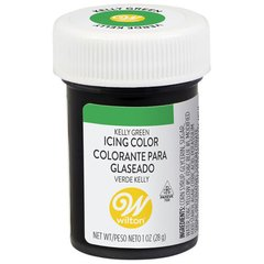 Colorante en gel Icing Color Verde Irlandes - Wilton
