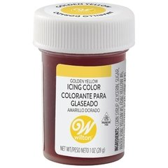 Colorante en Gel Icing Color Amarillo Dorado - Wilton